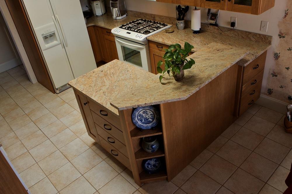 Profile Of A Custom Job Rosetta Hunter S Kitchen Columbia Home