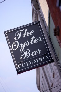 Columbia's unique Oyster Bar is the Pearl of the Vista.