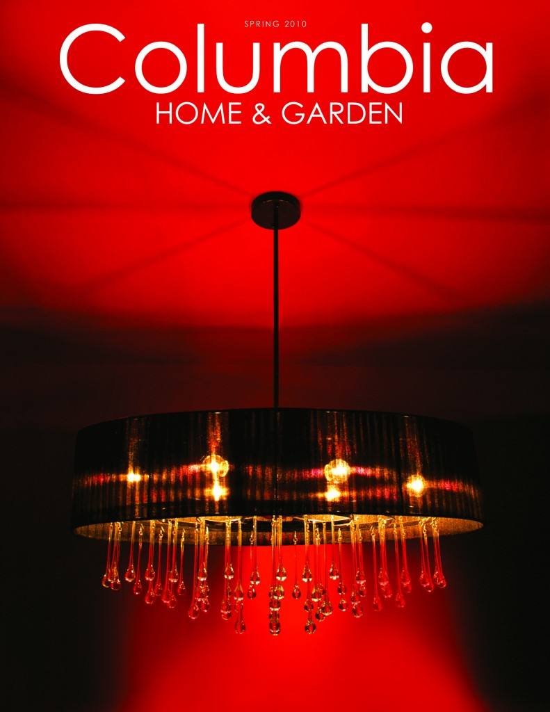 Columbia Home and Garden Spring 2010 Cover