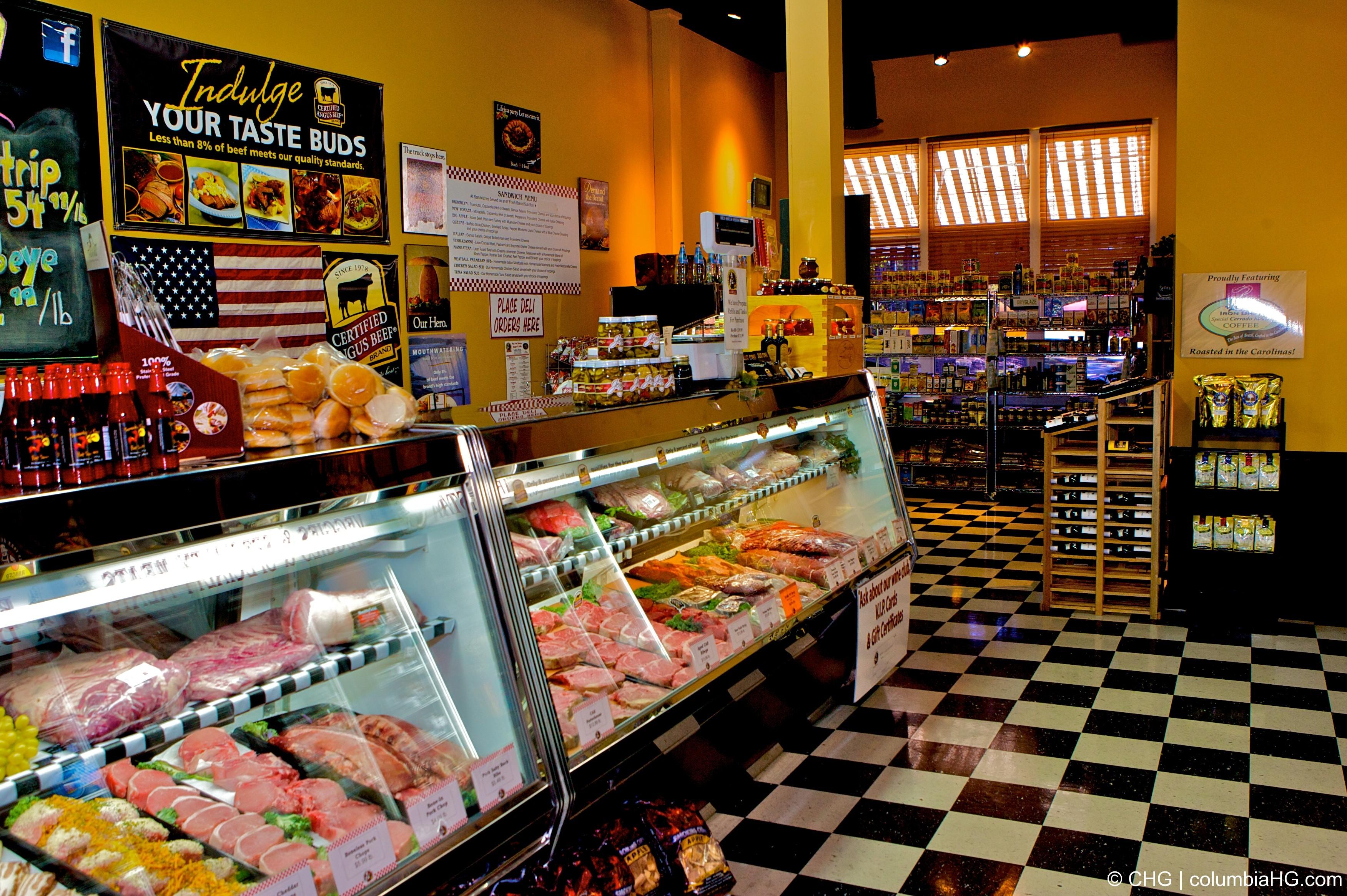 New York Butcher Shoppe & Grille | Columbia Home & Garden