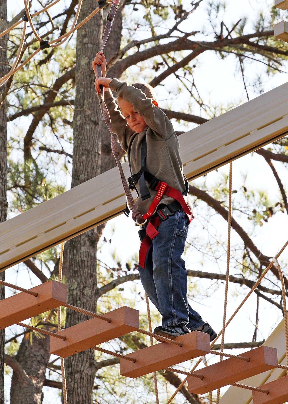 sky high safari at riverbanks zoo and garden columbia home garden children must be at least 48 inches tall to participate out parent supervision